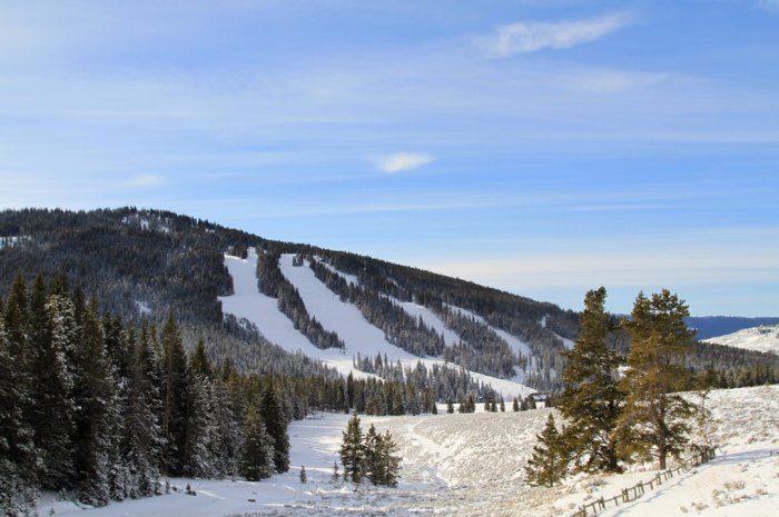 The Antelope Butte Foundation bought this ski area in the Bighorn Mountains. PHOTO: Antelope Butte Foundation/POWDER