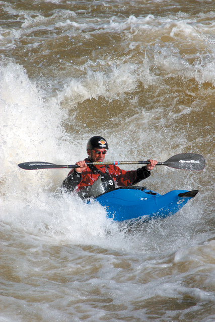Whitewater 2003. Photo by Skip Brown