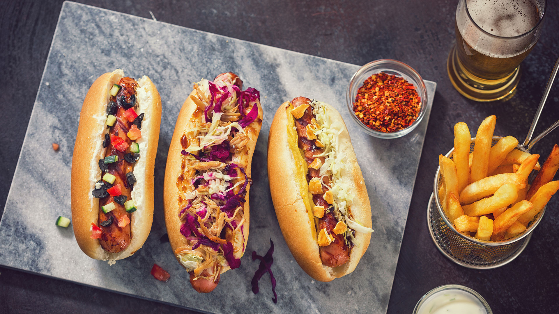 The 5 Best Hot Dogs You Can Buy