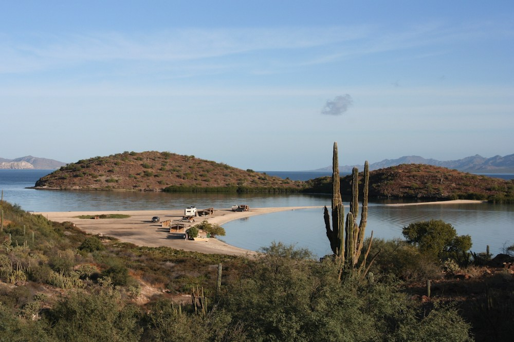 Do it right and crowds won't be a problem in Baja. Photo by Shutterstock