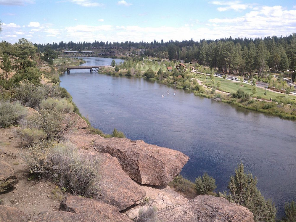 Adventurous Cities - Bend, OR