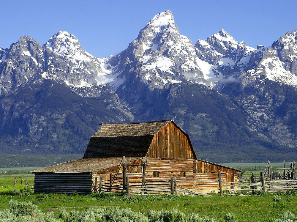 Adventurous Cities - Jackson Hole, WY