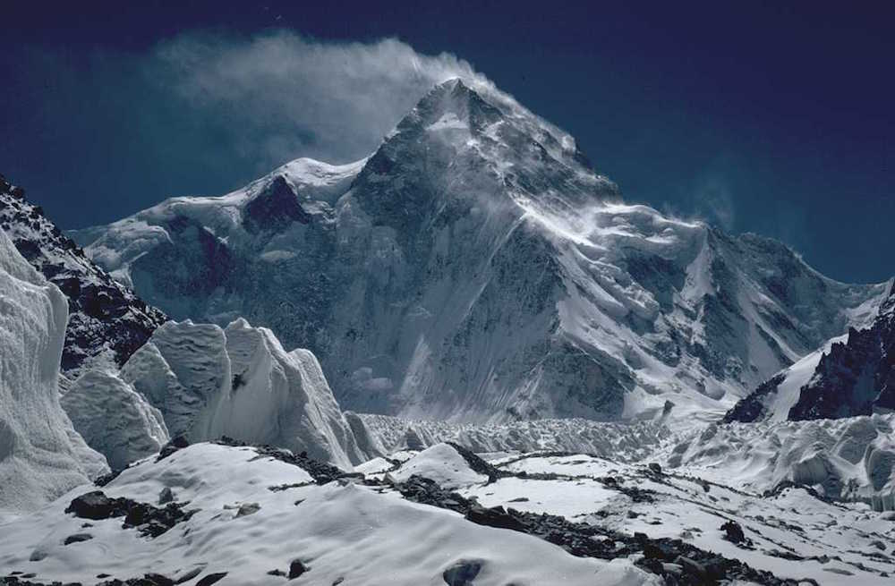 dangerous mountains - K2
