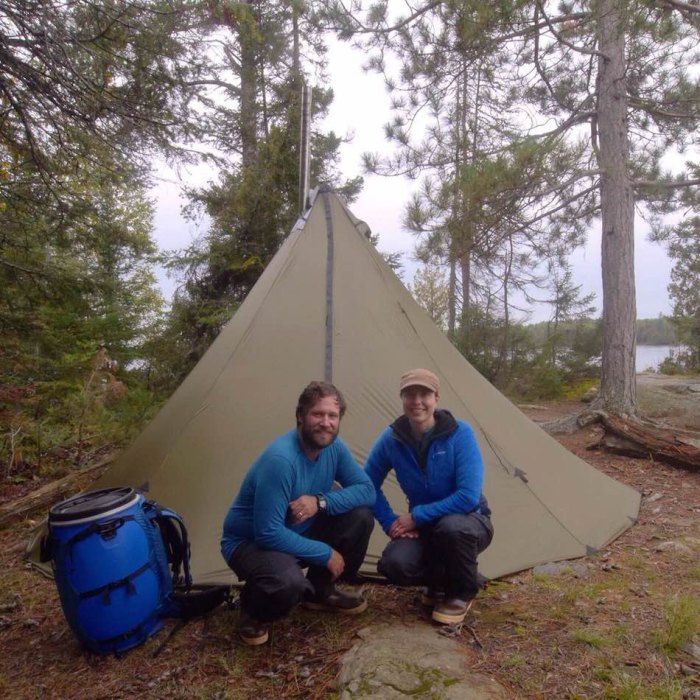 Dave and Amy Freeman will be sending Canoe & Kayak regular updates and correspondence from their #wildernessyear.
