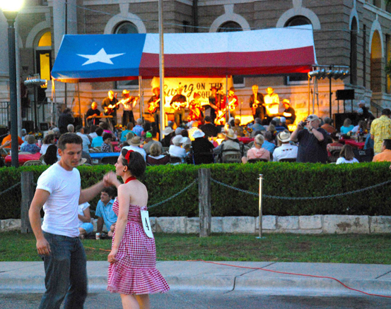 Get in the Swing: San Marcos is a music-lovers Mecca. Courtesy photo.