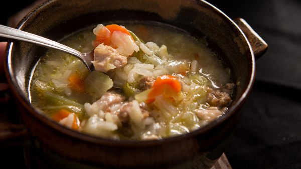 chicken soup with rice; chicken soup recipes