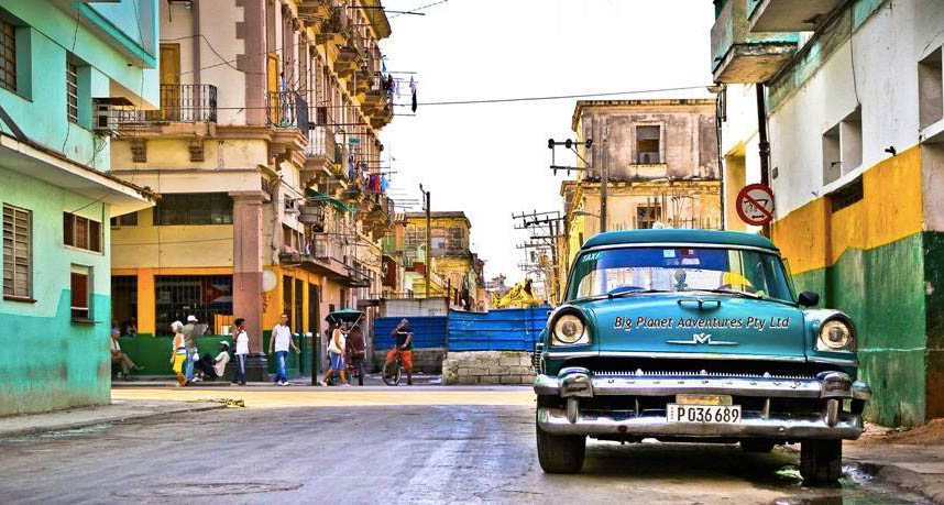 Cuba's classic glamour is the perfect setting for a festival celebration to welcome in 2016. Photo: Courtesy