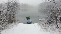 tips for sup in winter