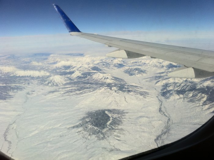 Build up some frequent flier miles or do a little travel-site research and this view can be yours at a reasonable price. Photo: Courtesy of carpathiar/Flickr