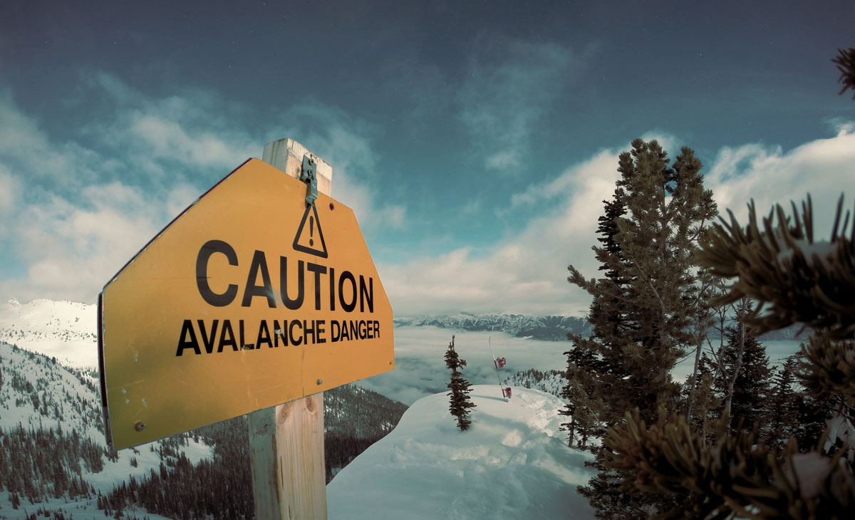 The signs aren't always this obvious. Educate thyself. Photo: Courtesy of Nicolas Cool/Unsplash