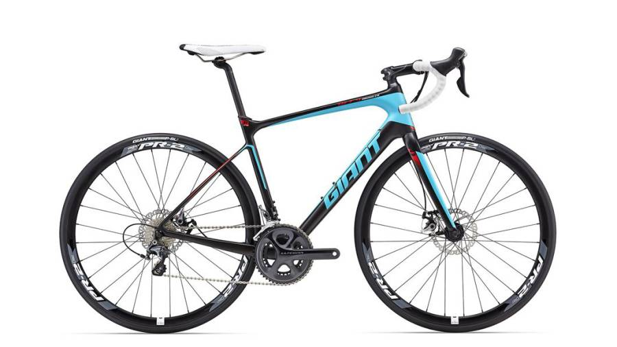 Giant Defy Advanced Bike