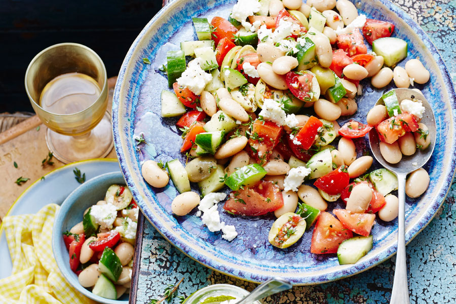 10 Hearty Muscle Building Salad Recipes Perfect For Summer