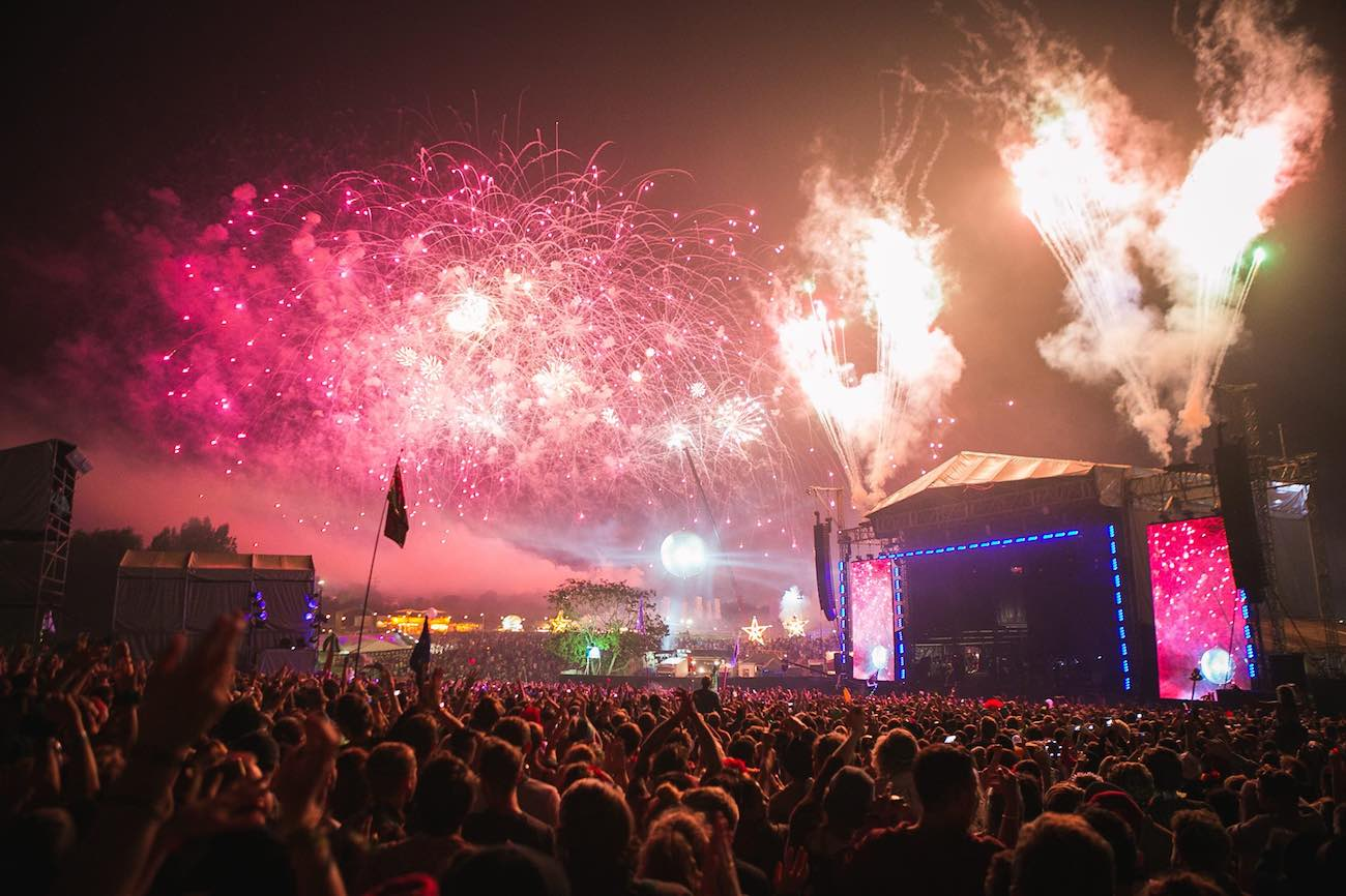It certainly is one heck of a party. Photo: Courtesy of Bestival