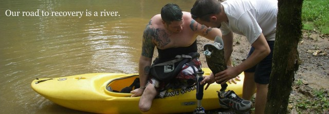 Team River Runner empowers Military Vets through kayaking