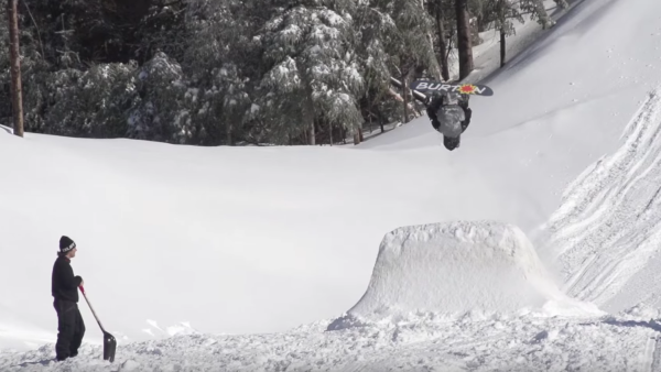 snowboarder youngest to land double backflip