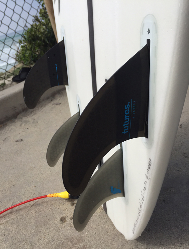 Tomo Evo surfboard review