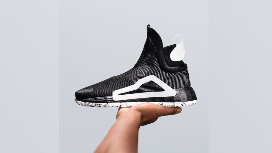 ee0aca711347 Adidas Basketball Goes  N3XT L3V3L  With Their First Laceless ...