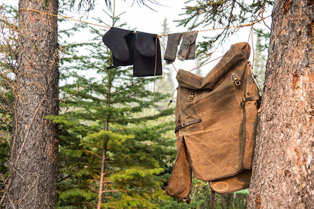 Frost River Grand Portage pack review Photo by Aaron Schmidt.