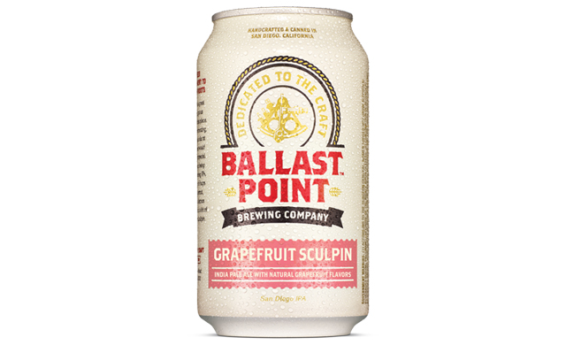 If you're not a fruit-in-the-beer kinda person, don't let this one slide past your blinders. Photo: Courtesy of Ballast Point Brewing