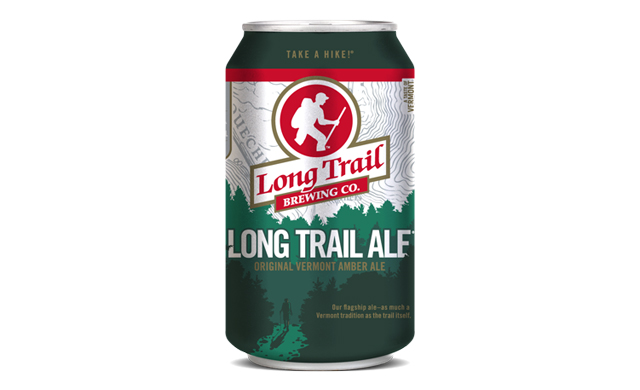 Follow the Long Trail. Photo: Courtesy of Long Trail Brewing Company