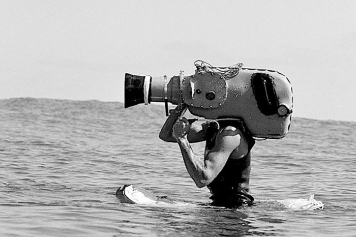 Surf Photography before GoPro