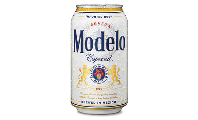 Central American beaches, in a can. Photo: Courtesy of Grupo Modelo