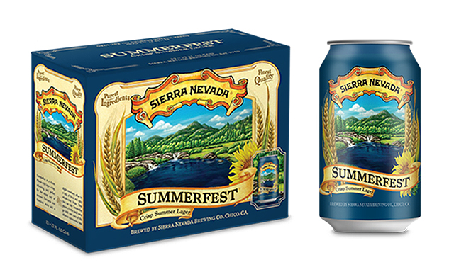 The archetype summer beer. Photo: Courtesy of Sierra Nevada Brewing