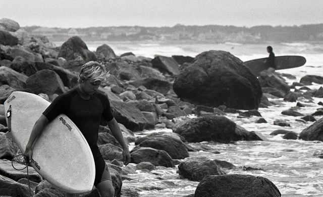 Point Judith has a New England feel, fun surf, and great proximity to Newport. Photo: Brent Osborne/Flickr.