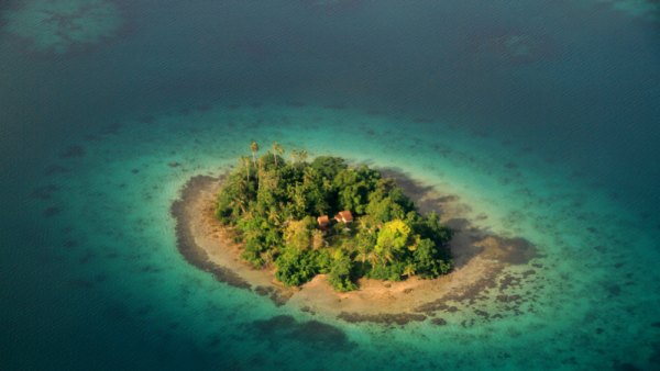 Solomon Islands disappearing