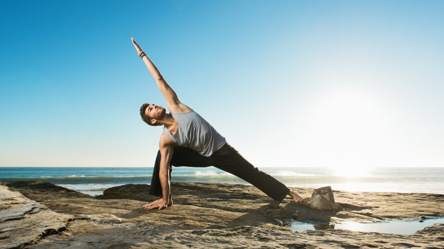 yoga routines for men