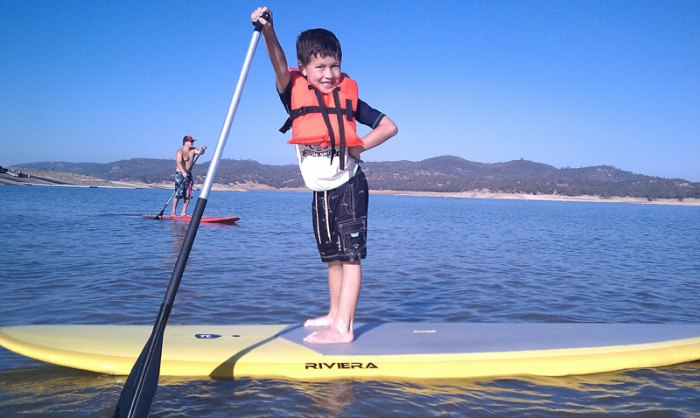 Photo courtesy of Flow Standup Paddle.