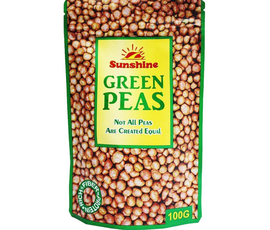 Sunshine Green Peas from the Philippines