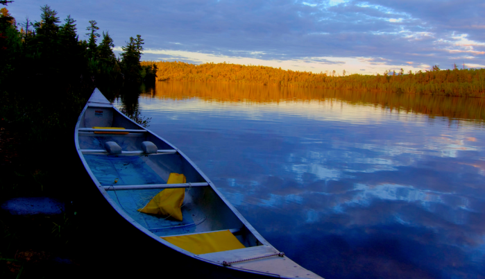 Your next adventure is only a paddle away. Photo courtesy of mnScouser/Flickr.