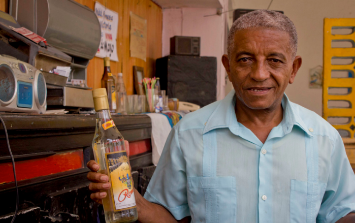Dirtbags rejoice, Cuba is home to some of the best rum in the world, at some of the cheapest prices on Earth. Photo courtesy of Kade Krichko.