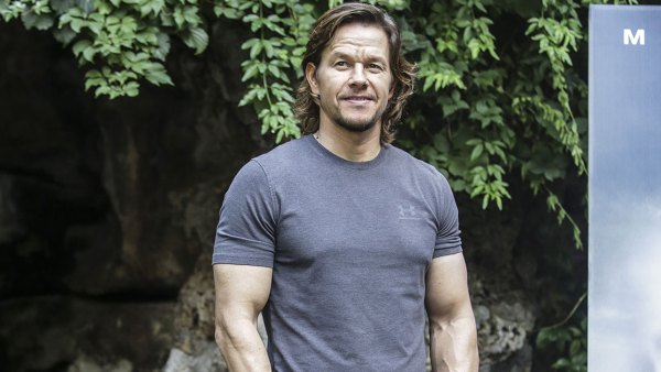 'Deepwater' film photocall, Rome, Italy - 03 Oct 2016 Mark Wahlberg 3 Oct 2016