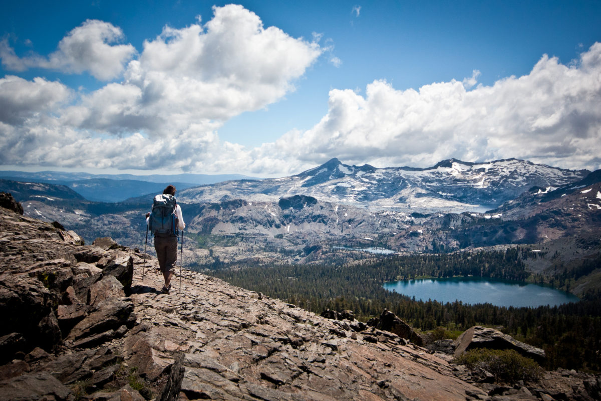 The Best Backpacking Trails For Beginners Men S Journal
