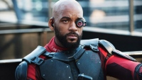Will Smith as Deadshot in Suicide Squad