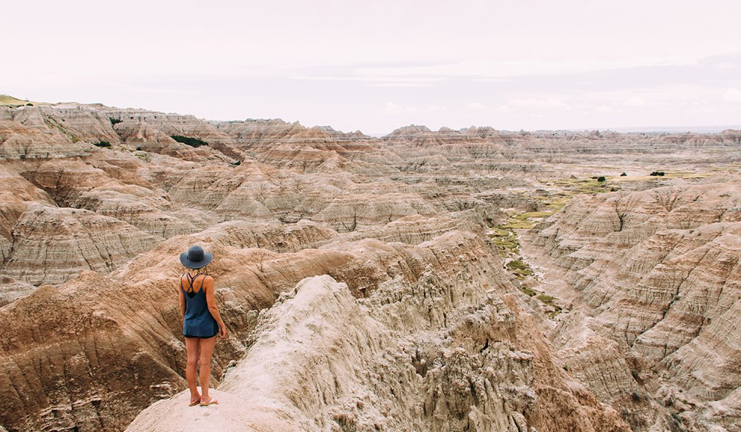 Photo of This Is the Coolest Trail in Badlands National Park