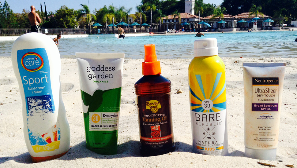 Five all-natural solutions to avoid nasty sunburns and prevent skin cancer. Photo: Rebecca Parsons