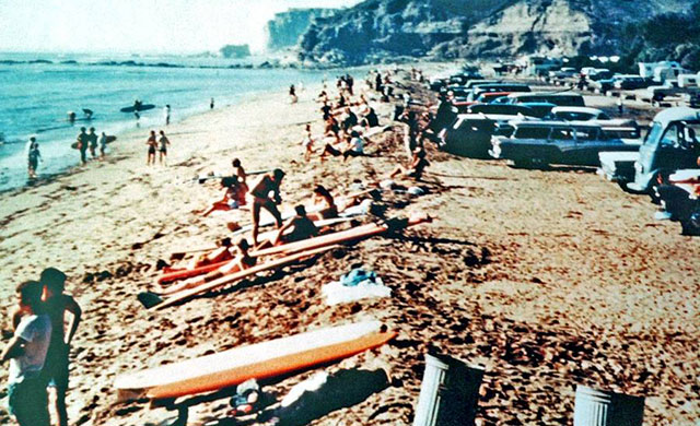 A History Lesson On Doheny State Beach