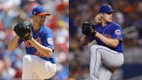 NY Mets Pitchers Noah Syndergaard and Jacob DeGrom Reveal Their Training Secrets for MLB Domination