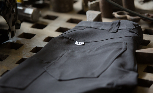 1620 is made to fit better, last longer and have more style in mind for a new generation of blue collar worker. Photo: Courtesy 1620.