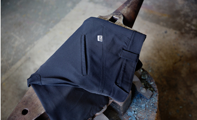 1620 Workwear is made in the US, reviving a tradition of manufacturing in America, and clothing American workers. Photo: Courtesy 1620 Workwear.