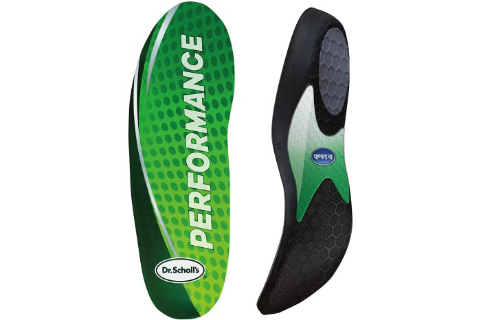 Dr. Scholl's Performance Sized to Fit Running Insoles