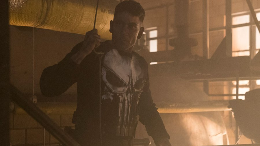 The Punisher, Netflix, Marvel Studios, Jon Bernthal