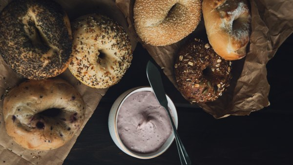 Bagel spread