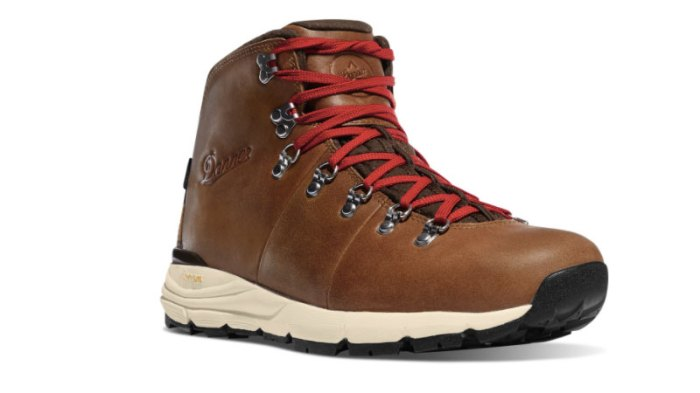 Danner's Mountain 600 is their best selling boot for a reason. Photo: Courtesy of Danner