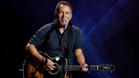 Bruce Springsteen at the Invictus Games closing ceremony