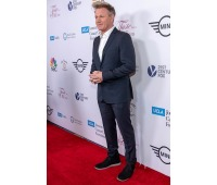 Gordon Ramsay attends the Taste for a Cure event in Beverly Hills, CA, in April 2018