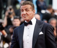 Sylvester Stallone at the Cannes Film Festival in May 2019